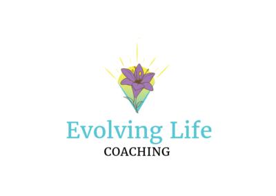 Vanessa-Ooms---Logo-Design---Evolving-Life