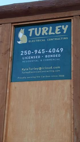 Glass Lake Studios Graphic Design - Turley Electrical