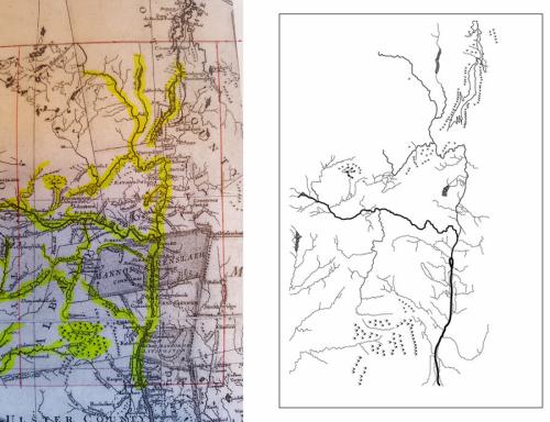 Vicki Holmes Map 1